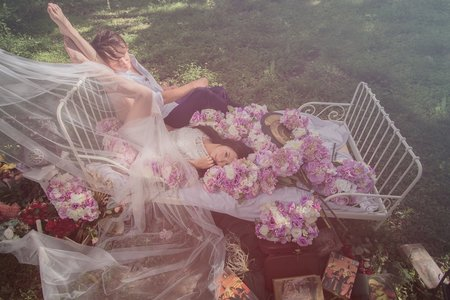 桔子&蝴蝶 婚紗攝影作品