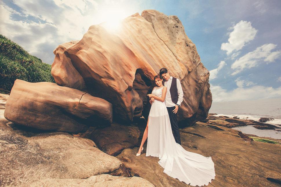 桔子&蝴蝶037 - 桔子&蝴蝶婚紗攝影工作室《結婚吧》