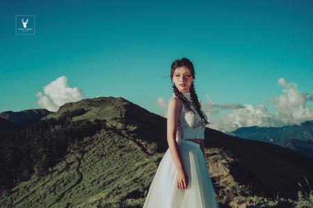 合歡山-高山婚紗特輯