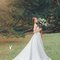 美式經典婚紗X清新