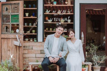 衝一波沖繩海外婚紗