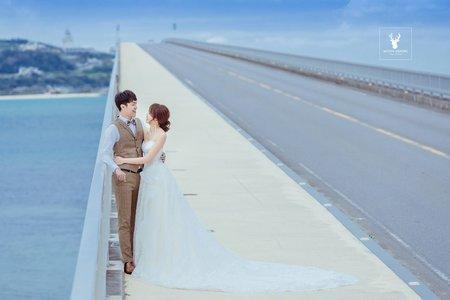 海外婚紗 -10月沖繩團