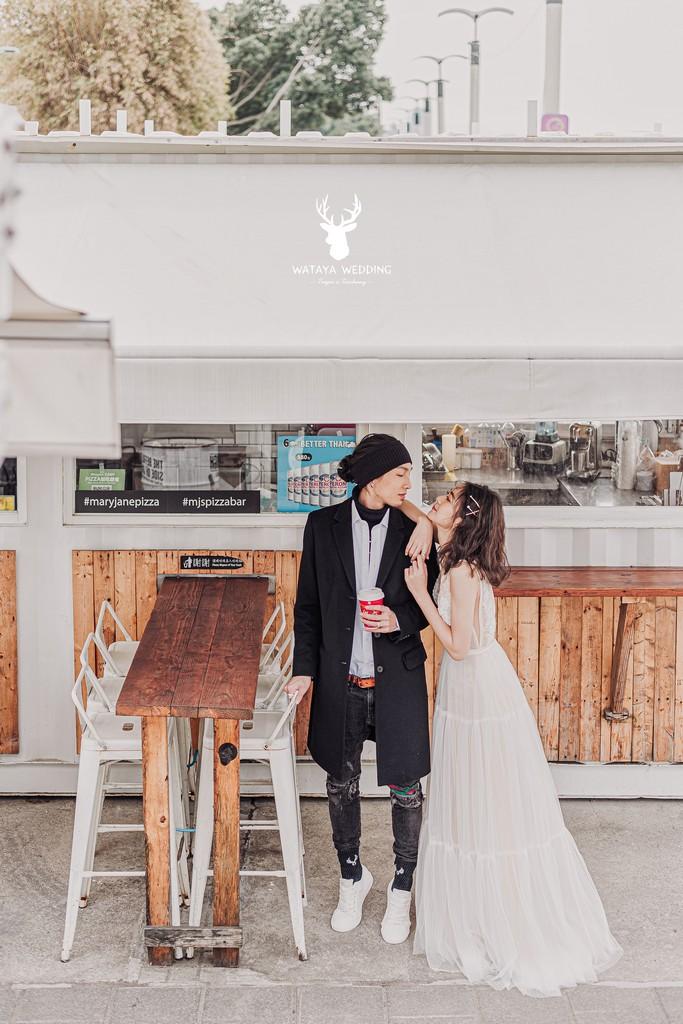 Boho Chic城市婚紗 - 綿谷結婚式   台北 台中 品牌婚紗《結婚吧》
