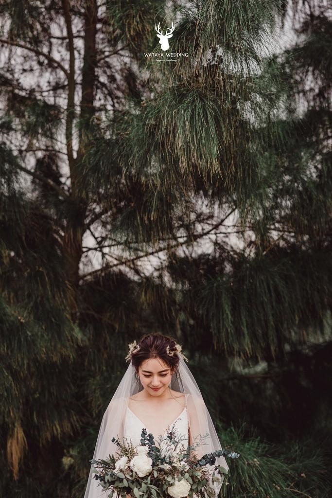 Boho Chic城市婚紗 - 綿谷結婚式 | 台北 台中 品牌婚紗《結婚吧》