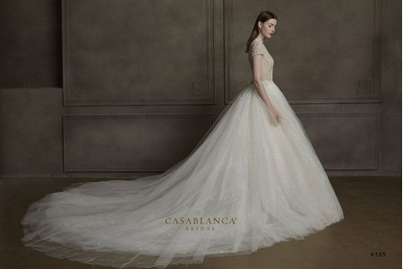 Wataya Wedding x Casablanca Bridal
