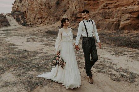 大峽谷裡的美式愛情