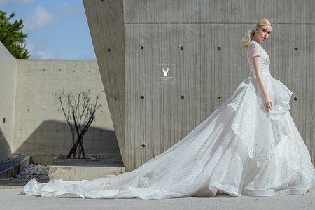2021 SS品牌婚紗