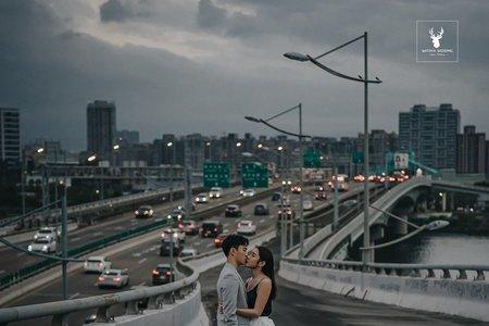 【風格婚紗】美式公路 | 唯美浪漫 | 經典棚內