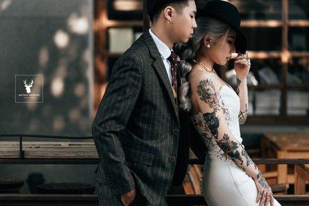 歐美系風格婚紗