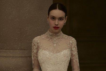 【高端品牌婚紗】Casablanca Bridal