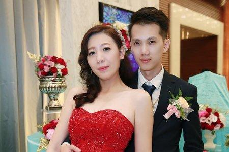 婚攝  婚禮紀錄 仁河&思潁 (漢神巨蛋)