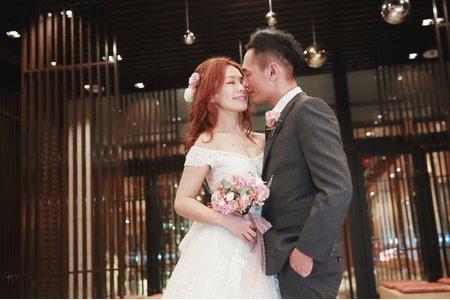 婚攝 |婚禮紀錄 士維&雅慧 (宜蘭綠舞觀光飯店)