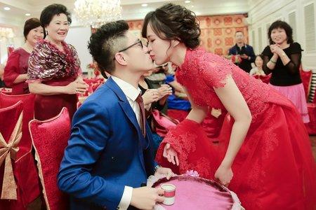 婚攝 |婚禮紀錄 昱安&怡茹