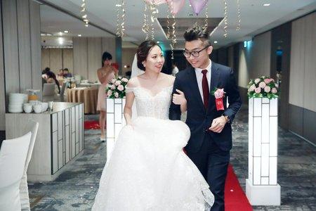 婚攝 |婚禮紀錄 閎騰&思驊 (台北晶華酒店)