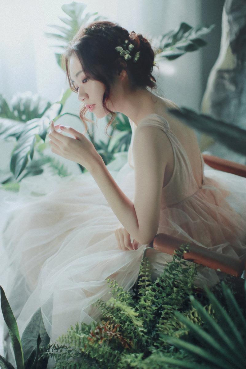 單套婚紗寫真作品