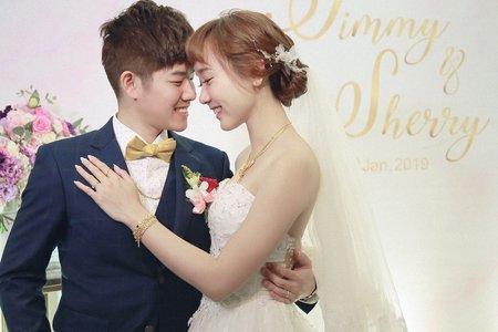 婚攝 |婚禮紀錄 亞澤&葉庭 (台北晶華酒店)
