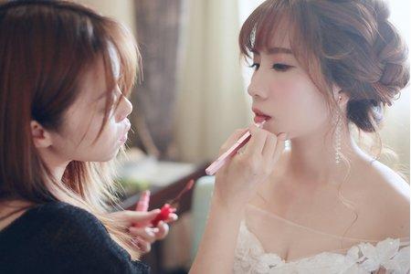 婚攝 |婚禮紀錄 安傑&蕥嫙 (台南富信大飯店