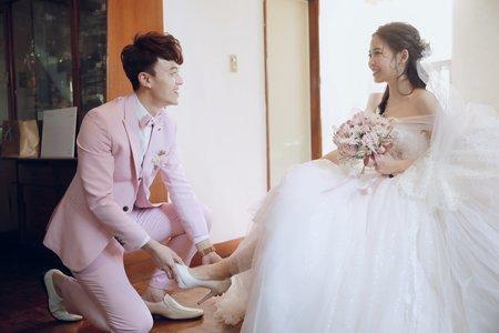 婚攝 |婚禮紀錄 明勳&若荃