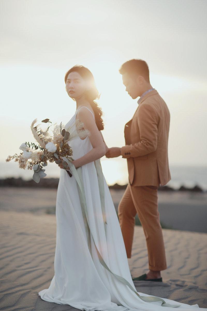 【振興方案】 輕婚紗   私奔婚紗作品