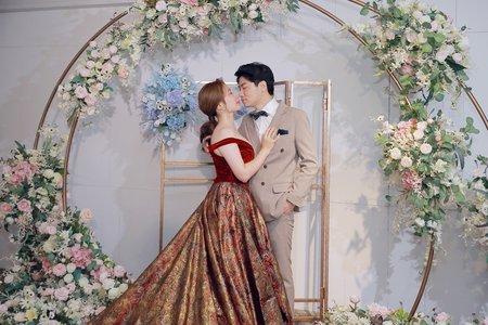 婚攝 |宏德&孟喬(天圓地方婚宴會館)