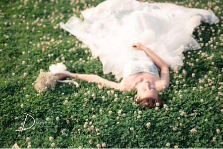 diamond 婚紗