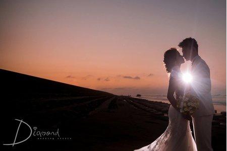 婚紗攝影-婚紗包套-簡約小品
