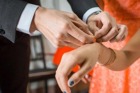 哲毅_肪眉 婚禮記錄 @ 雲林斗六珍村 #婚攝麒閔
