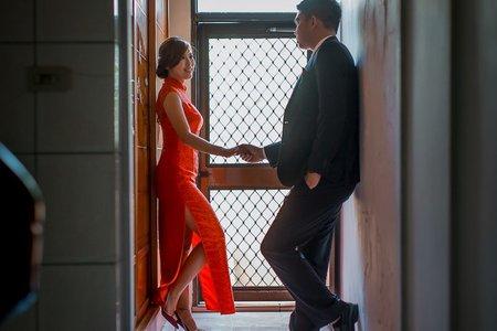 譽民_宜珊 婚禮記錄 @  #婚攝麒閔
