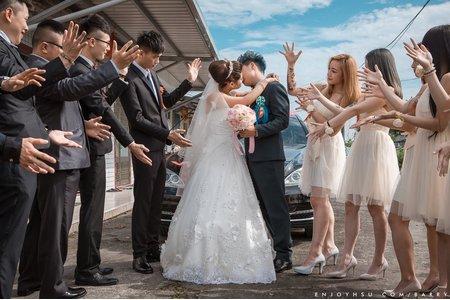 [婚攝]-子立_郁貞 婚禮紀錄 @宜蘭香格里拉-#婚攝百毅