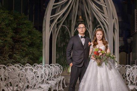 名傑_仙萍  婚禮記錄 @ 晶宴會館新竹館 #婚攝麒閔