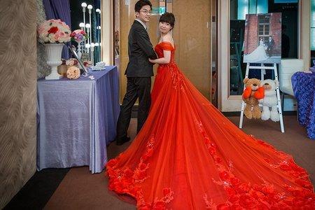 [婚攝]_祝君&銘峰 婚禮紀錄@台中 新天地 #婚攝小草