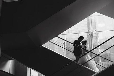 [婚攝]-逸仁&思婷 婚禮記錄 @新板 彭園會館 #婚攝英傑