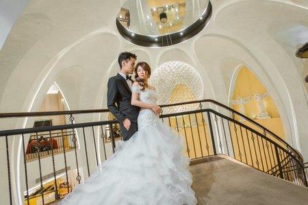 [婚攝]-奕豪&琪芮 婚禮紀錄 @ 桃園 晶宴會館 #婚攝楊康
