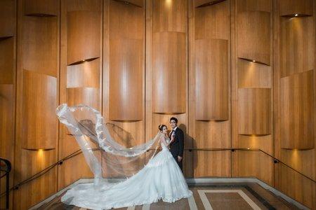 [婚攝]-智農&婉婷 婚禮紀錄 @ 台中 僑園飯店 #婚攝楊康