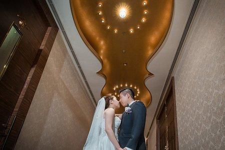 [婚攝]-資堯&奕如 婚禮紀綠 @ 中崙華漾大飯店 #婚攝小草