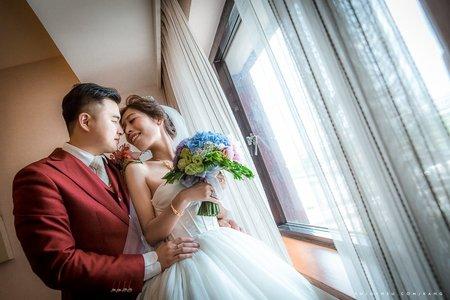 [婚攝]-中瑋&莉娜 婚禮紀錄@ 台北豪景大飯店 #婚攝楊康