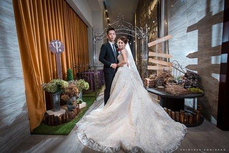 [婚攝]-紀憲&瓊方 婚禮紀錄@新莊頤品大飯店 #婚攝楊康