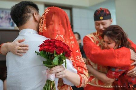 [婚攝]-威勝&諮寧 婚禮紀錄 @ 新莊典華 #婚攝小草