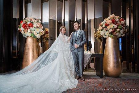 [婚攝]-宗恆&淑萍 婚禮紀錄@中和 華漾飯店 #婚攝小草