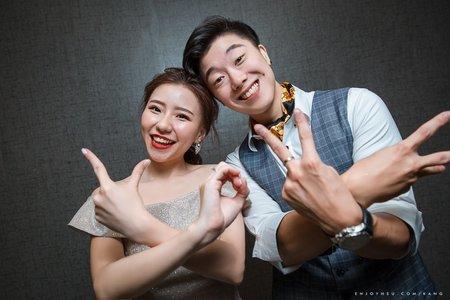 [婚攝]-嗣舜&佩璇 婚禮紀錄@台北彭園會館 前衛夢幻廳 #婚攝楊康