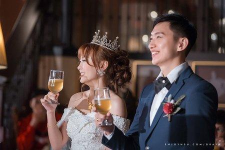 [婚攝]-承皓&皓雯 婚禮紀錄 @ 內湖金色三麥 #婚攝小草