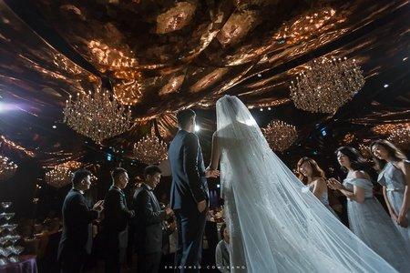 [婚攝]-WILLIAM&VIVIAN 婚禮紀錄@ 台北君品酒店 #婚攝楊康