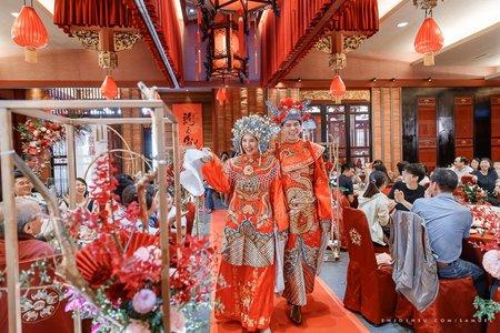 [婚攝]-TOM&CYNTHIA 婚禮記錄 @高雄福客來中餐廳 #婚攝麒閔