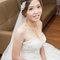 蕾絲氣質白紗造型新娘