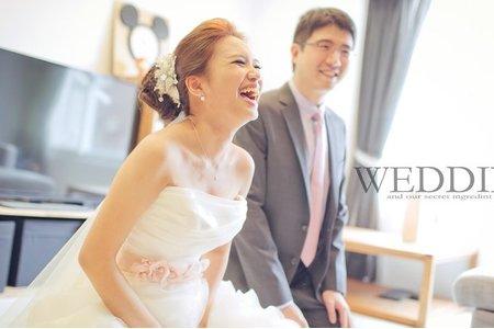 【婚禮記錄】- 結婚不要哭哭喔