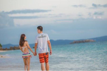 沖繩玩拍婚紗-2
