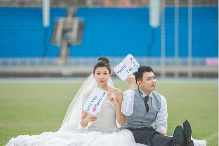 愛情符號婚紗-5