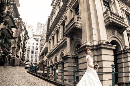 澳門海外婚紗 - H&J