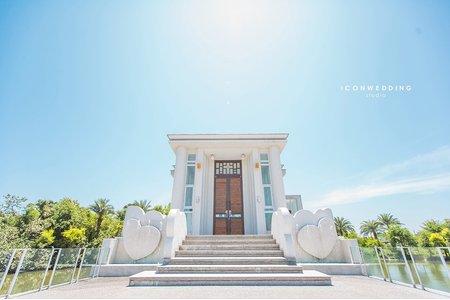 婚禮紀錄 | WEDDING DAY 宜蘭香格里拉冬山河渡假飯店,永恆水教堂 | ICON WEDDING