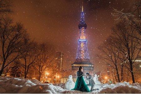 海外婚紗-北海道-莉庭